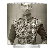 Prince Albert Victor Shower Curtain