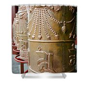 Prince Gong's Mansion 8624 Shower Curtain