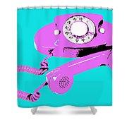 Princess 4 Shower Curtain