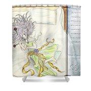 Princess Altiana Aka Rokeisha Shower Curtain