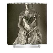 Princess Beatrice (1857-1944) Shower Curtain