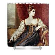 Princess Charlotte Shower Curtain