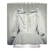 Princess Gown Shower Curtain
