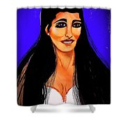Princess Leia So Beautiful Shower Curtain