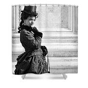 Princess Sissi Venezia Shower Curtain