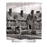 Princeton University Shower Curtain