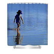 Private Moment Shower Curtain