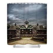 Private School Shower Curtain by Edward Fielding