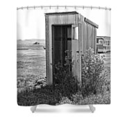Privy Shower Curtain