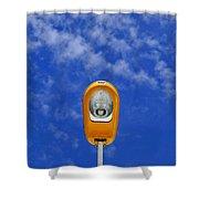 Probe Shower Curtain