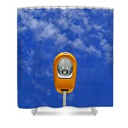 Probe Shower Curtain