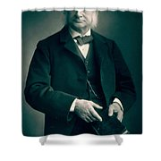 Professor Thomas H Huxley Shower Curtain