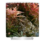 Profusion Of Floral Beauty Shower Curtain