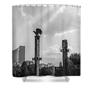 Project 911 Indianapolis Shower Curtain