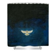 Promised Land Shower Curtain by Michael Creese