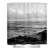 Promontory La Jolla Ca Shower Curtain