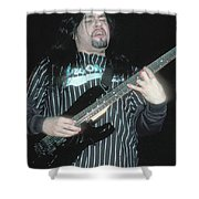 Prong Shower Curtain