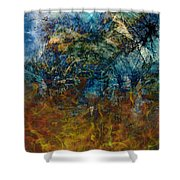 Prophecy Shower Curtain by Christopher Gaston