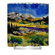 Provence 452121 Shower Curtain