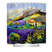 Provence 783190 Shower Curtain