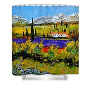 Provence 885120 Shower Curtain
