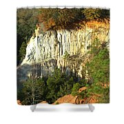 Providence Canyon State Park Shower Curtain