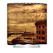Providence Viewpoint Shower Curtain