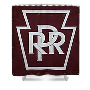 PRR Shower Curtain