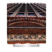 Prudential Building Shower Curtain
