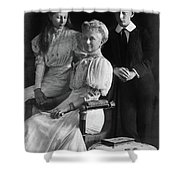 Prussia Royal Family Shower Curtain