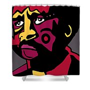 Pryor The Great Shower Curtain