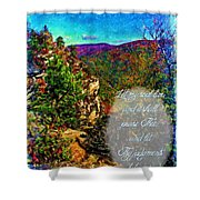 Psalm 119 175 Shower Curtain