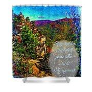 Psalm 119 175 Shower Curtain