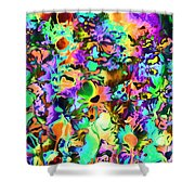 Psychadelic Dreams Shower Curtain