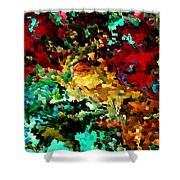 Puddle By Rafi Talby Shower Curtain