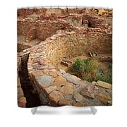 Pueblo Bonito Shower Curtain