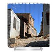 Pueblo Pathway Shower Curtain