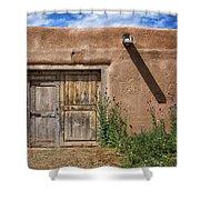 Puerta Cerrada Shower Curtain