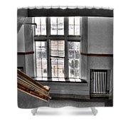 Pullman High School II - Where Memories Were Made Shower Curtain