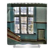 Pullman High School - Where Memories Were Made Shower Curtain