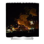 Pulp Mill Shower Curtain