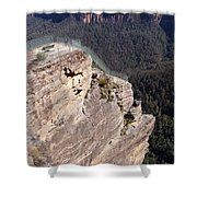 Pulpit Rock - Australia Shower Curtain