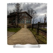 Punderson State Park Shower Curtain