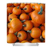 Punkin Head Shower Curtain