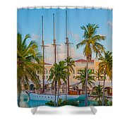 Punta Cana Resort Shower Curtain