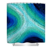 Pure Energy Shower Curtain