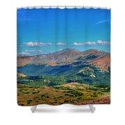Pure Joy Shower Curtain by Kathleen Struckle