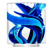 Pure Water 138 Shower Curtain