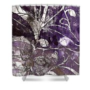 Purity Is Passion Shower Curtain