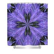 Purple Fantasy Shower Curtain